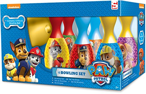 Price comparison product image Paw Patrol Bowling Set