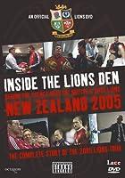 New Zealand 2005 - Inside The Lions Den [DVD]