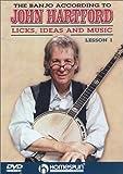 Banjo According To John Hartford 1 [Edizione: Stati Uniti] [USA] [DVD]