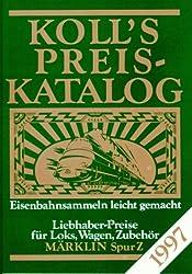 Koll's Preis-Katalog, Märklin Spur Z