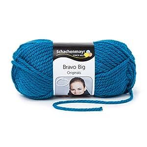 Schachenmayr Bravo Big 9807705-00152 saphirblau Handstrickgarn