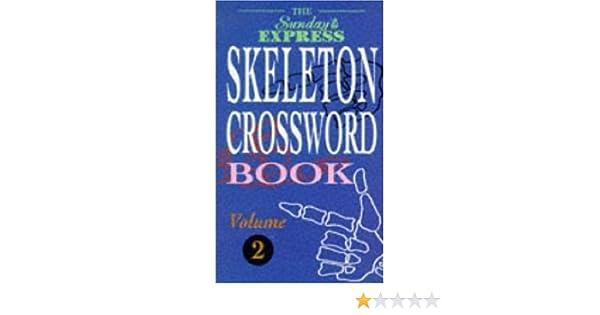 Sunday Express  Skeleton Crossword Book v. 2 Amazon.co.uk  Sunday Express  9780747245155 Books  sc 1 st  Amazon UK & Sunday Express