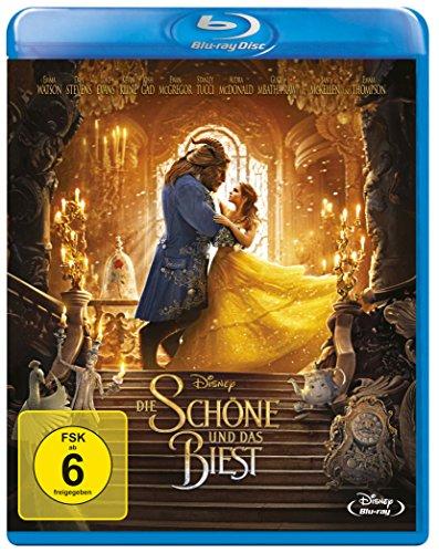 Bild von Die Schöne und das Biest (Live-Action) [Blu-ray]