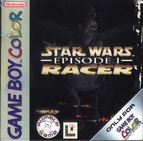 Star Wars Episode 1 - Racer (Game Boy Wars Star Episode 1)