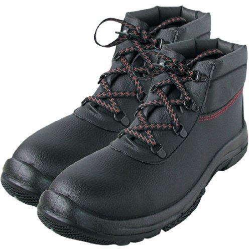 S24 – Chaussures de sécurité haute Homme Vitesse, noir – Pointure 41