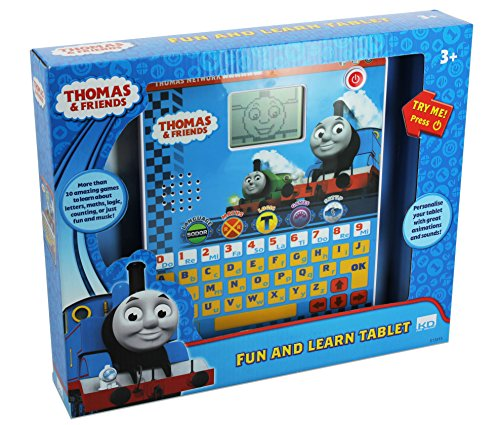 KD S13315 Thomas and Friends Fun and Learn Tablet