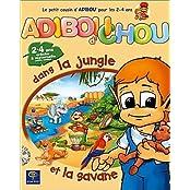 Adiboud'chou jungle