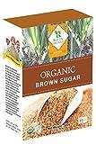 #8: Real Life ORGANIC Organic Brown Sugar, 500 Gms