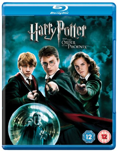 Click for larger image of Harry Potter And The Order Of The Phoenix [Blu-ray] [2007] [Region Free]