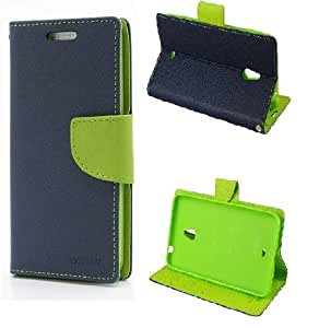 Mercury Goospery Fancy Diary Wallet Case Cover for Nokia XL