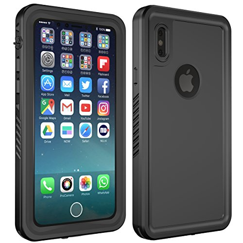 iphone x coque silicone integral
