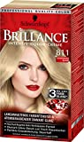 Brillance Intensiv-Color-Creme 811 Scandinavia Blond, 3er Pack (3 x 143 ml)