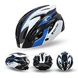 Biking Helmet Ultraleicht-Reithelm Mountainbike Rennradhelm Männliche und Weibliche Fahrradausrüstung, 003