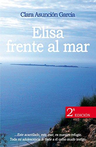 Elisa frente al mar