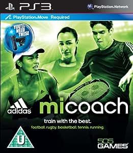 Adidas MI Coach - Move Required (PS3)