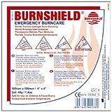 Burnshield Burn Vendaje De Gel 10cm x 10cm Primeros Auxilios Emergencia Burncare