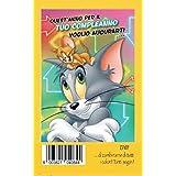 Tarjeta Felicitación cumpleaños Warner Bros Tom y Jerry Voglio augurarti...