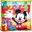 Mickey Mouse Cushion - Numbers Pillow - Disney - BNWT