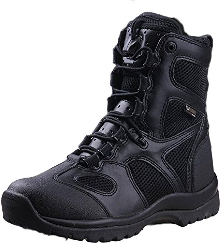 Männer High Rise Wandern Schuhe Explorer Sneakers Klettern Sneakers Kampfstiefel Outdoor Ultraleicht Atmungsaktive