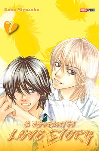 A romantic love story T07 par Kaho Miyasaka