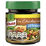 Knorr Chicken Reduced Salt Granules, 120 g