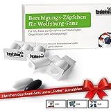 Beruhigungs-Zäpfchen® für Wolfsburg-Fans | Für Freunde von VFL Wolfsburg-Fanartikeln, Kaffee-Tassen, Fan-Schals sowie Männer, Kollegen & Fans im VFL Wolfsburg Trikot Home