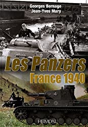 France 1940: Les Panzers (French Edition) by Jean-Yves Mary (2012-07-19)