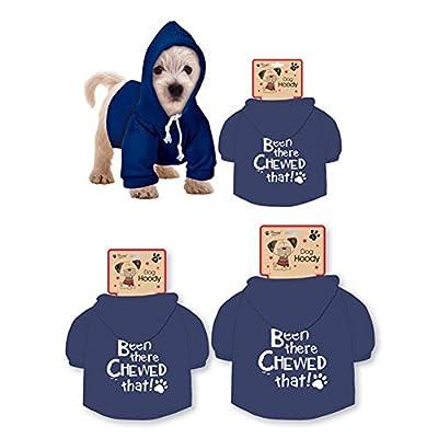 Dog Hoodie/Sweater with Slogan