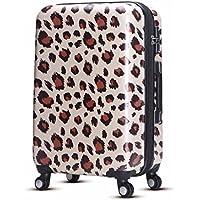 casa Monopoli Personalità modello Leopard Trolley Caster valigia password di