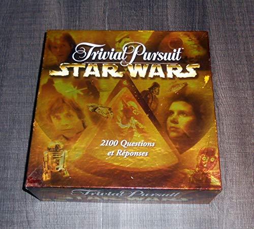 parker Trivial Pursuit - Édition Star Wars Collector - Numérotée
