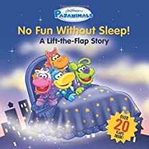 Pajanimals: No Fun Without Sleep!: A Lift-the-Flap Story (2014-07-15)