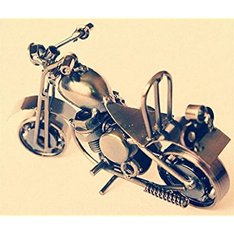 LLL-Metal hierro arte motos modelo auto deportivo modelo , 15*6*8