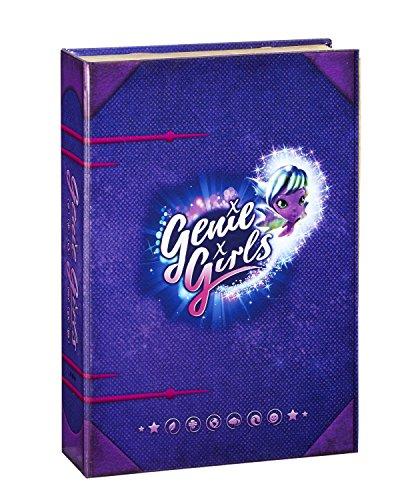 GENIE Libro de los Deseos de Las niñas
