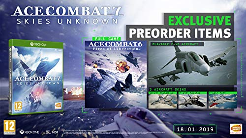 Ace Combat 7: Skies Unknown  galerija