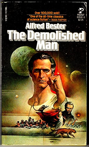 Portada del libro The Demolished Man [Paperback] by Alfred bester