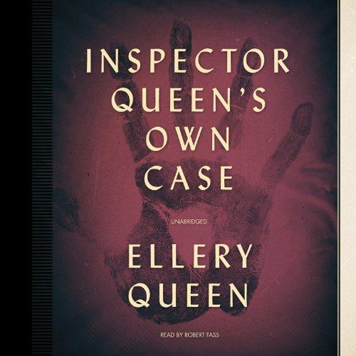 Inspector Queen's Own Case  Audiolibri