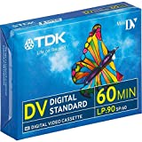 TDK DVM 60 DV Mini Digital Video -