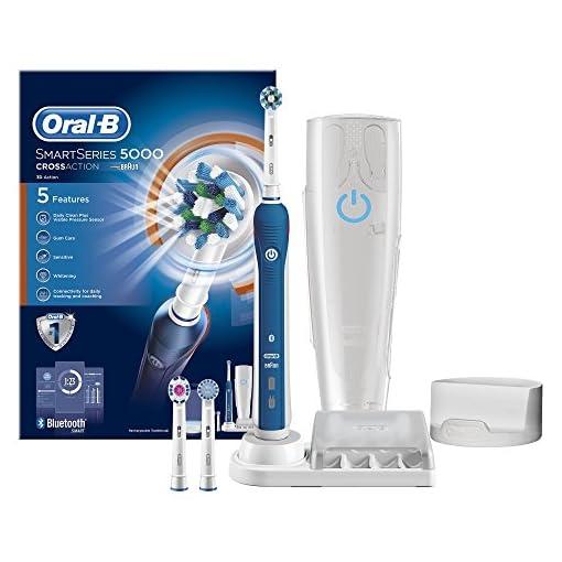 Recensione e opinioni su Oral B SmartSeries 5000 Braun