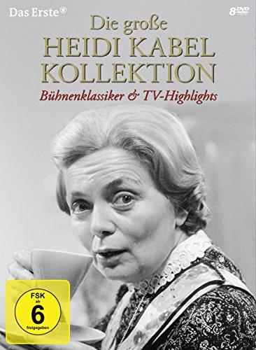 Die große Heidi Kabel Kollektion (8 DVDs)
