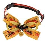 SM SunniMix Halloween Hundehalsband Verstellbare Halsbänder Für Mittlere Hunde - Fledermaus