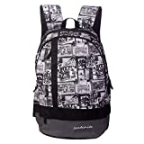 #8: Scatchite Luxur 20 Ltrs Grey Casual Backpack (077)