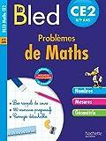 Cahier Bled - Problèmes De Maths Ce2...