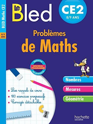 Cahier Bled - Problèmes De Maths Ce2 par Jean Collet