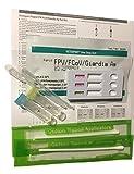 Panleukopenievirus Coronavirus Giardien Schnelltest (VetExpert Rapid FPV/FCoV/Giardia Ag Test ) Katzenseuche Coronavirus Panleukopenie Kotprobe Katzen Feline Durchfall FECV