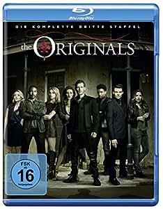 The Originals -  Die komplette Staffel 3 [Blu-ray]