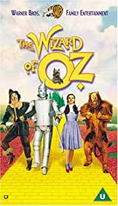 The Wizard Of Oz 1939 Vhs Judy Garland Frank Morgan