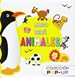 LIBRO BEBÉ POP-UP ANIMALES