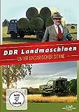 DDR Landmaschinen unter ungarischer Sonne