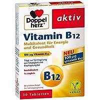 Doppelherz Vitamin B12 Tabletten 30 stk