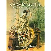 Carmen Suites Nos. 1 & 2 (Full Score): Partitur, Dirigierpartitur für Orchester (Dover Music Scores)